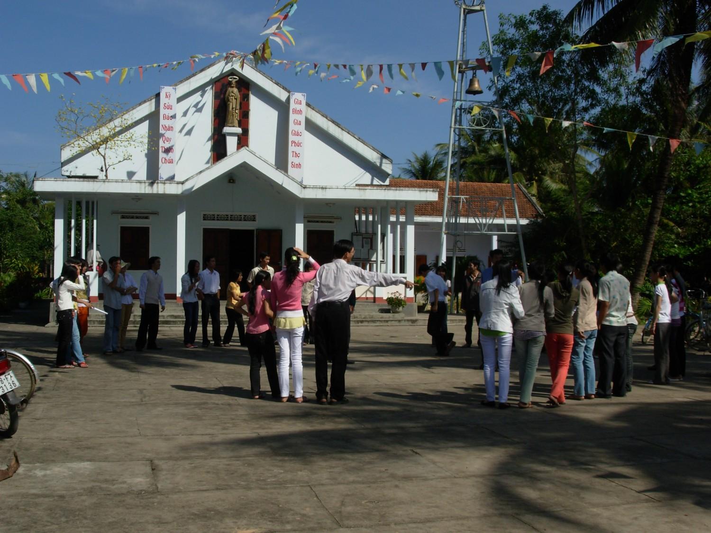 Nhà thờ Gò Duối