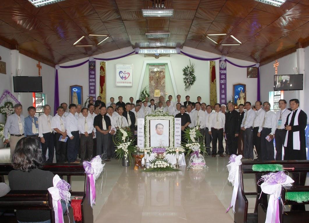 Lễ viếng Cha Khoa