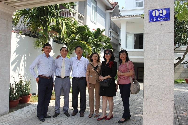 Một lần ghé thăm Công ty Cao Phát