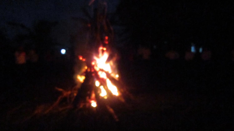 Đêm lửa trại - mừng Bổn mạng