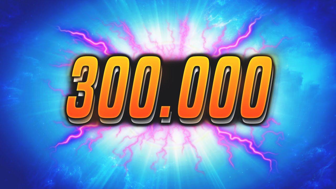 Chào mừng lượt truy cập thứ 300.000
