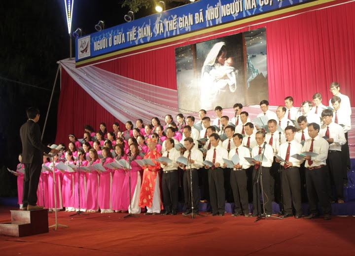 Đón mừng Giáng Sinh 2012