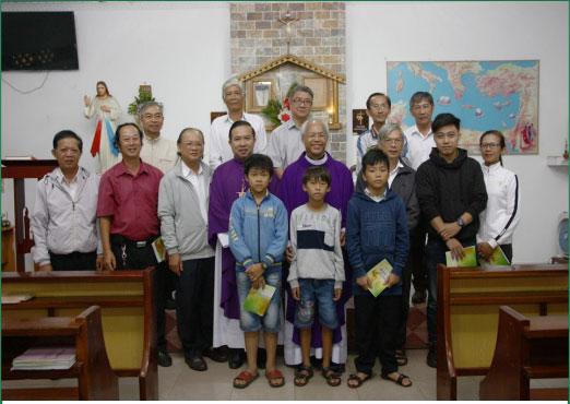 LBT - Thánh lễ cầu nguyện tháng Tám