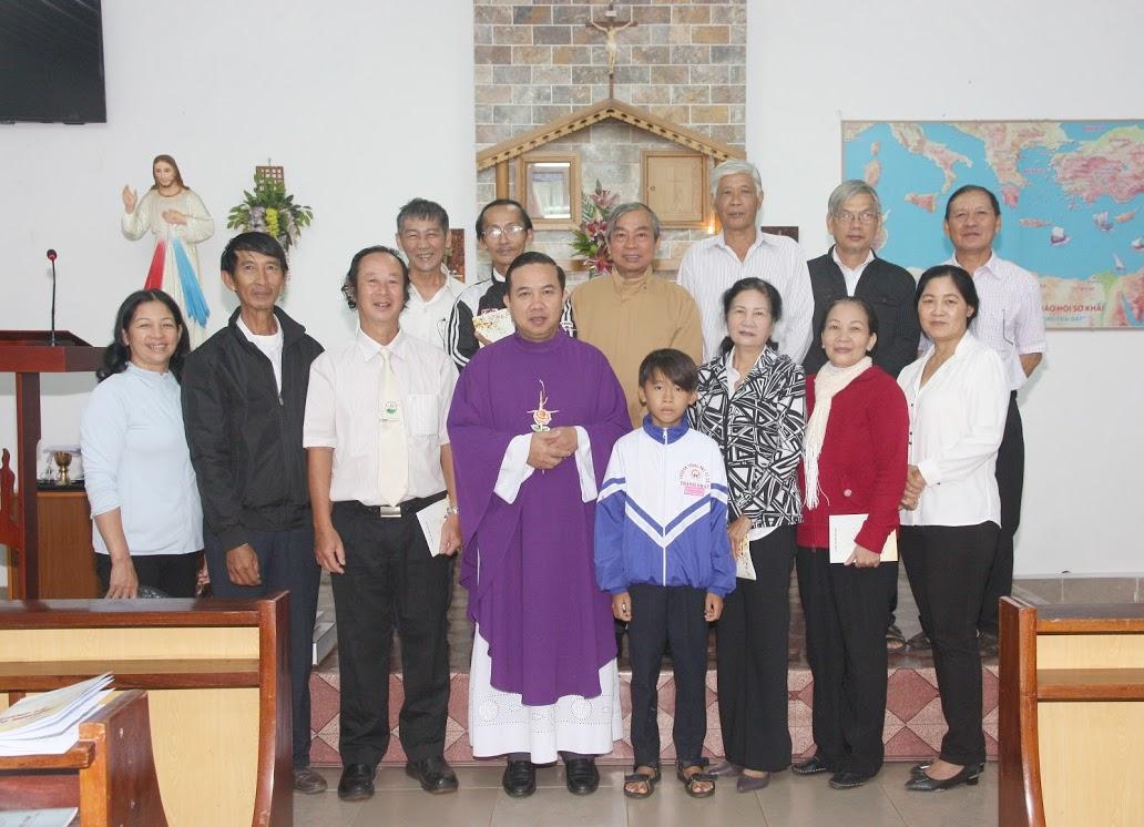 LBT- Thánh lễ cầu nguyện tháng Chín