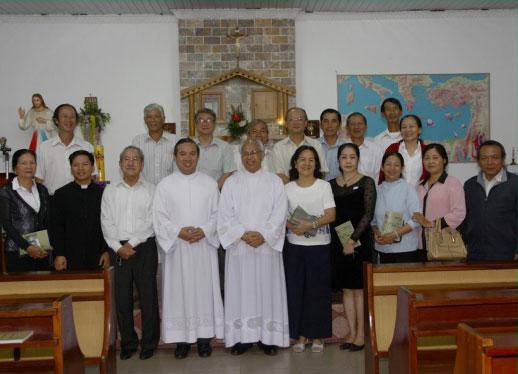 LBT - Thánh Lễ cầu nguyện tháng Năm