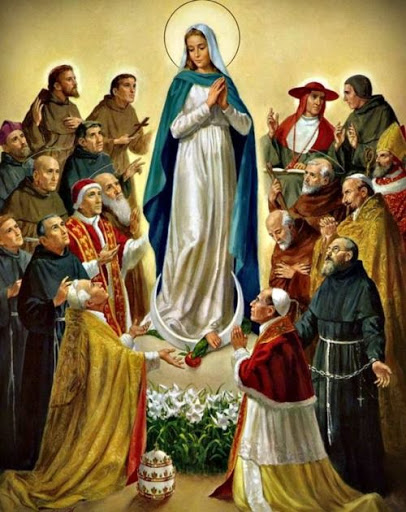 Đức Mẹ Maria, Mẹ Giáo Hội