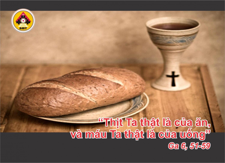 Ý nghĩa và tầm quan trọng của Bí tích Thánh Thể