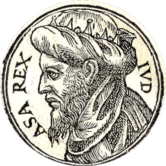 Vua Asa of Judah