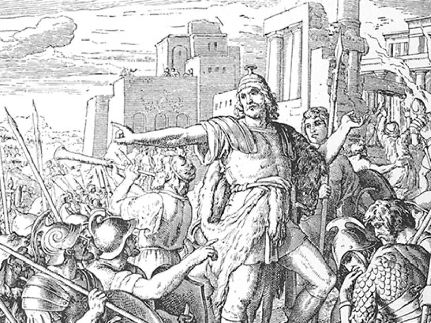 VUI HỌC THÁNH KINH ÔNG GIU-ĐA MA-CA-BÊ (166-160)