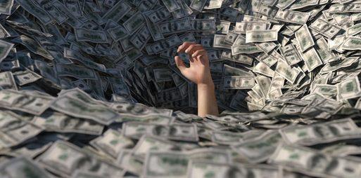 Làm thế nào bạn có thể chống lại sự quyến rũ của tiền bạc?
