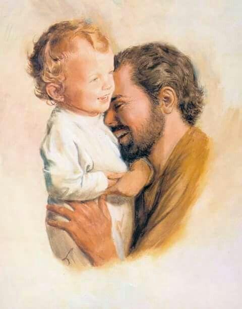 """""""Với trái tim của Người Cha, th Giuse đã yêu thương Đức Giê-su"""""""