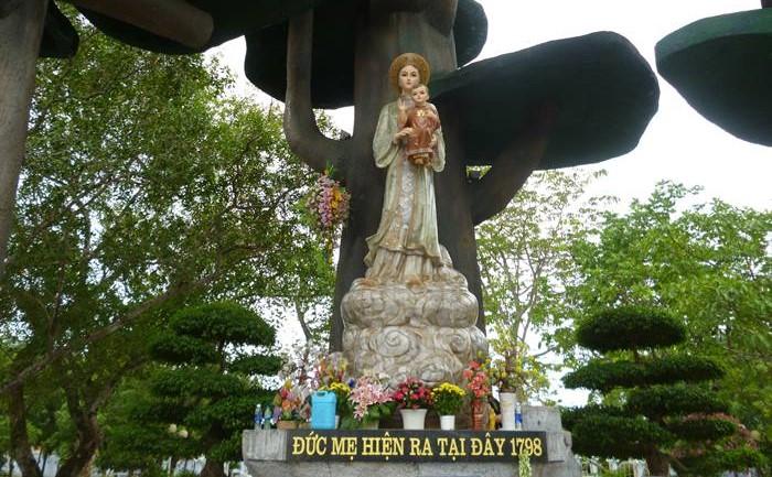 TTHH Đức Mẹ La Vang thông báo